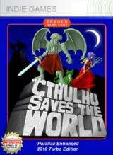 Cthulhu Saves the World Pack Shot
