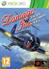 Damage Inc. Pacific Squadron WWII Pack Shot
