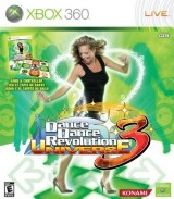Dance Dance Revolution Universe 3 Pack Shot