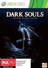 Dark Souls: Prepare to Die Edition Pack Shot
