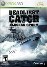 Deadliest Catch: Alaskan Storm Pack Shot
