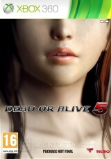 Dead or Alive 5 Pack Shot