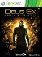 Deus Ex: Human Revolution Pack Shot