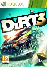 DiRT 3 Pack Shot