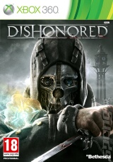 Dishonored Pack Shot