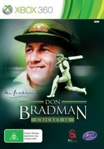 Don Bradman Cricket 14 Pack Shot