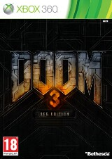 Doom 3 BFG Edition Pack Shot