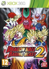 Dragon Ball: Raging Blast 2 Pack Shot
