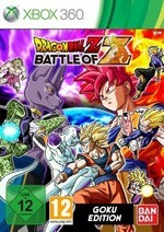 Dragon Ball Z: Battle of Z Pack Shot