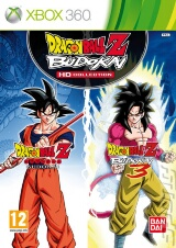 Dragon Ball Z Budokai HD Collection Pack Shot
