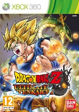 Dragon Ball Z: Ultimate Tenkaichi Pack Shot