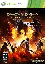 Dragon's Dogma: Dark Arisen Pack Shot