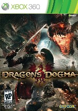 Dragon's Dogma Pack Shot