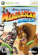 Dreamworks Madagascar Kartz Pack Shot