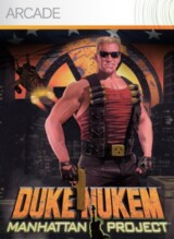 Duke Nukem: Manhattan Project Pack Shot