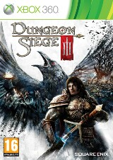 Dungeon Siege 3 Pack Shot