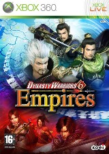 Dynasty Warriors 6: Empires Pack Shot