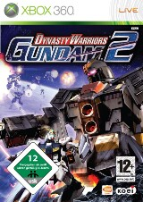 Dynasty Warriors: Gundam 2 Pack Shot