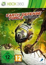 Earth Defense Force: Insect Armageddon Pack Shot