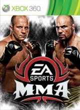EA Sports MMA Pack Shot