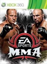 EA Sports MMA Pack Shot