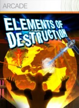 Elements of Destruction Pack Shot