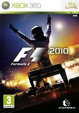 F1 2010 Pack Shot