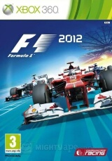 F1 2012 Pack Shot