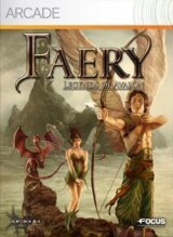 Faery Legends of Avalon Pack Shot