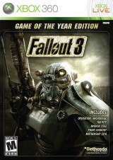 Fallout 3: Game of the Year Edition Pack Shot