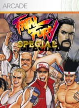 Fatal Fury Special Pack Shot