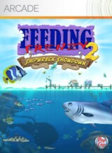Feeding Frenzy 2: Shipwreck Showdown Pack Shot