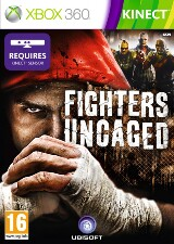 Fighters Uncaged Pack Shot