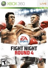 Fight Night Round 4 Pack Shot