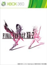 Final Fantasy XIII-2 Pack Shot