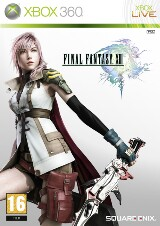 Final Fantasy XIII Pack Shot