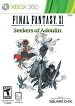 Final Fantasy XI: Seekers of Adoulin Pack Shot