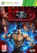 Fist of the North Star: Ken's Rage 2 Pack Shot