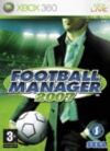 Football Manager 07 Pack Shot