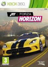 Forza Horizon Pack Shot