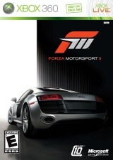Forza Motorsport 3 Pack Shot