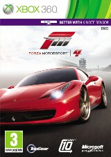 Forza Motorsport 4 Pack Shot