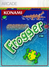 Frogger Pack Shot