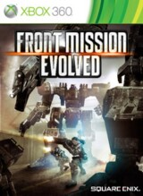 Front Mission Evolved Pack Shot