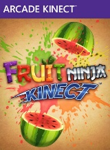 Fruit Ninja Kinect Pack Shot