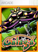 Galaga Pack Shot