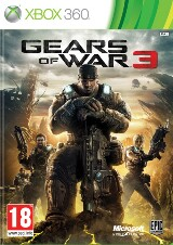 Gears of War 3 Pack Shot