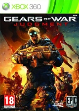 Gears of War: Judgment Pack Shot