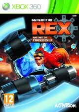 Generator Rex: Agent of Providence Pack Shot