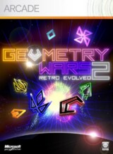 Geometry Wars: Retro Evolved 2 Pack Shot